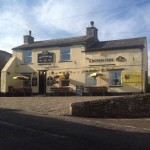 A picture of the Crown Inn, Askrigg